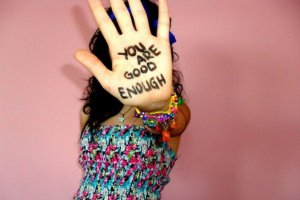 self-esteem, self-worth, S.C. Rhyne, Interracial dating, blog New york novelist